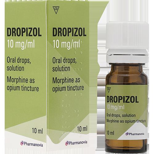 Dropizol pack shot