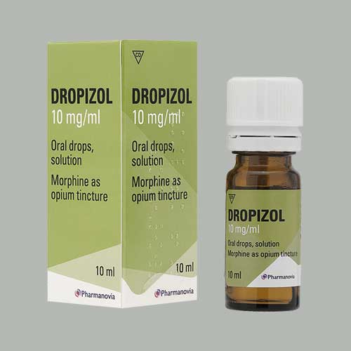 Dropizol pack green feature